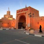 610-01598871Model Release: NoProperty Release: NoUnited Arab Emirates, Dubai, Al Ain museum