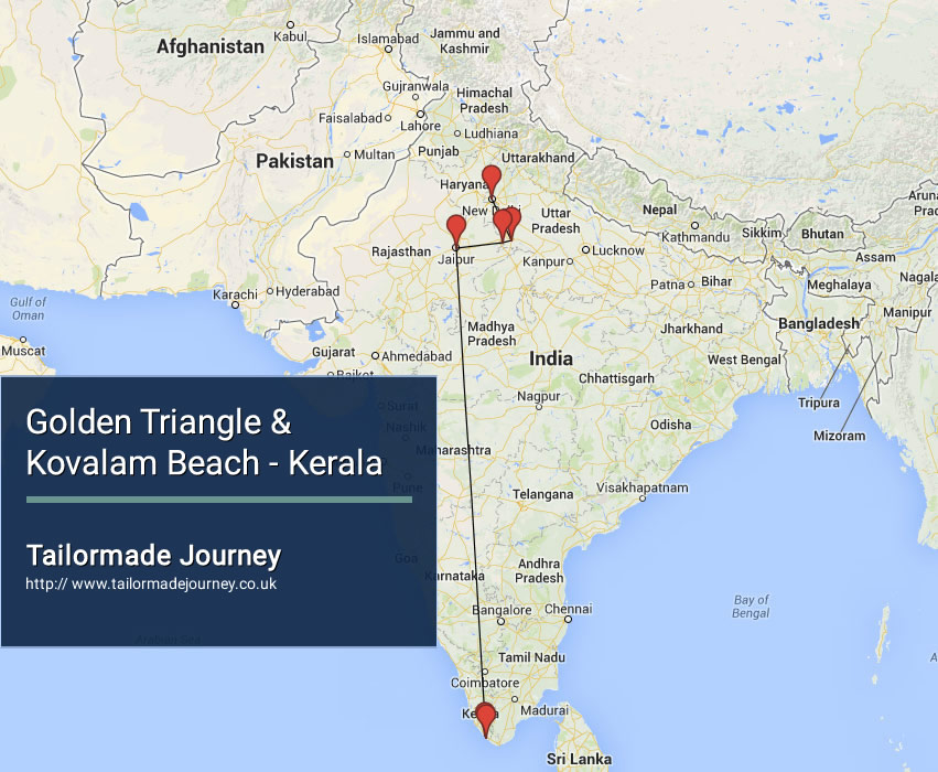 Golden Triangle & Kovalam Beach - kerala – TJ – IN – NI 09