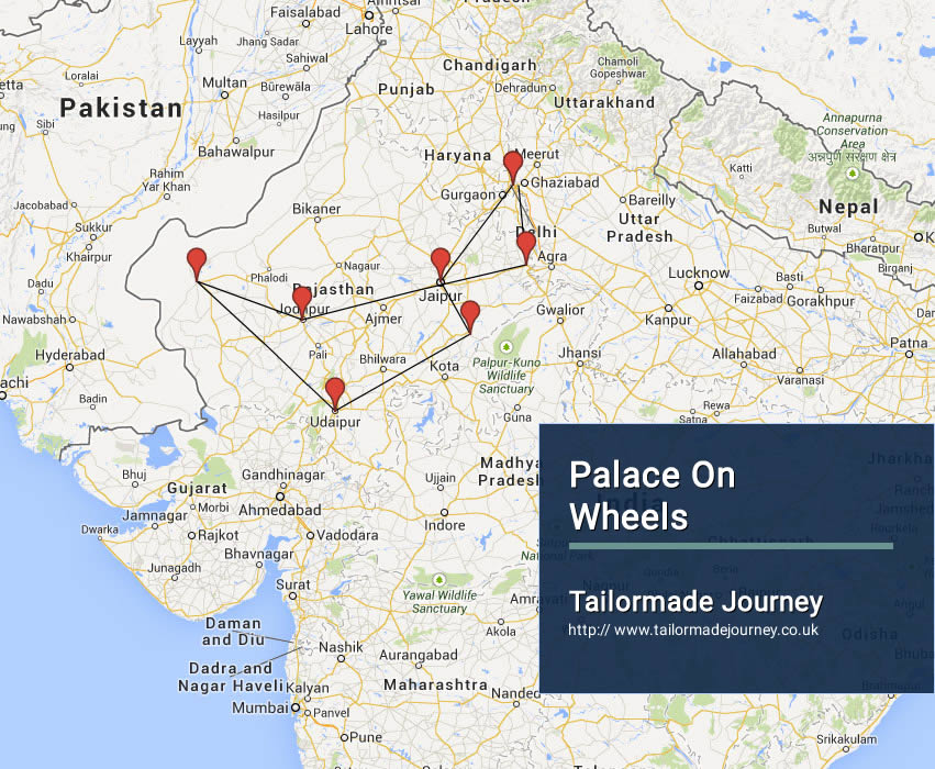 Palace on Wheels – TJ – IN – TR 01
