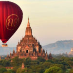 Ballooning Over Bagan - Myanmar