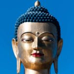 Buddha Status - Bhutan
