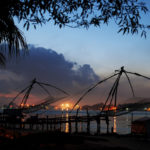 Chinese Fishing Net - Cochin - Kerala