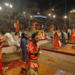 Aarti Ceremony on River Ganges - Varanasi